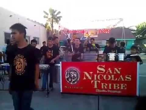 san Nicolas tribe