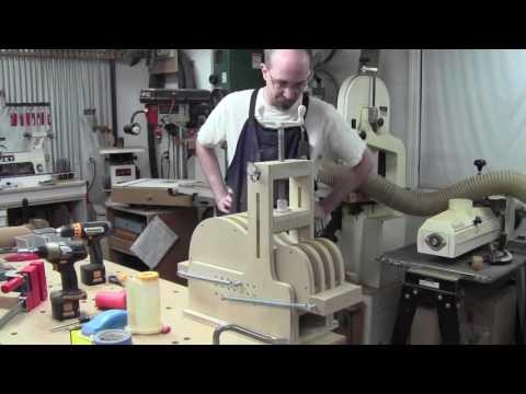 Guitar Side Bending Machine - Part 3