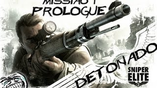 Sniper Elite V2 - Detonado Parte 1 - Missão Prologue