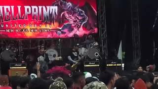 Stand Here Alone - Wanita Masih Banyak Live at Hellprint 2016 - United Day IV