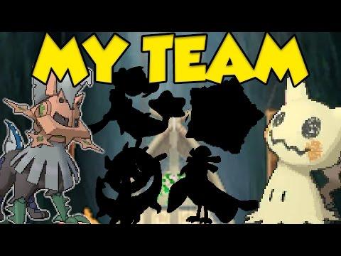 Pokemon Sun Moon Trick Room Team