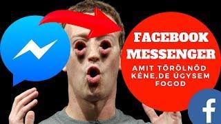 Facebook Messenger: Amit törölnöd kéne, de úgysem fogod! | Facebook Messenger || Rainbow Six Siege