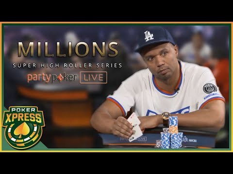 Phil Ivey Goes For The TITLE! Final Table Of 2020 MILLIONS Sochi SHR $50k SD Event #5