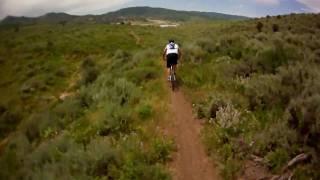 Crazy Eights Loop Mountain Bike Jeremy Ranch Utah
