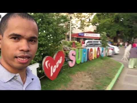 When in Surigao City, Philippines