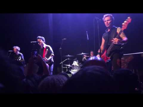 Green Day - 409 in your Coffeemaker @ Rough Trade, Brooklyn, NYC [10/7/16]