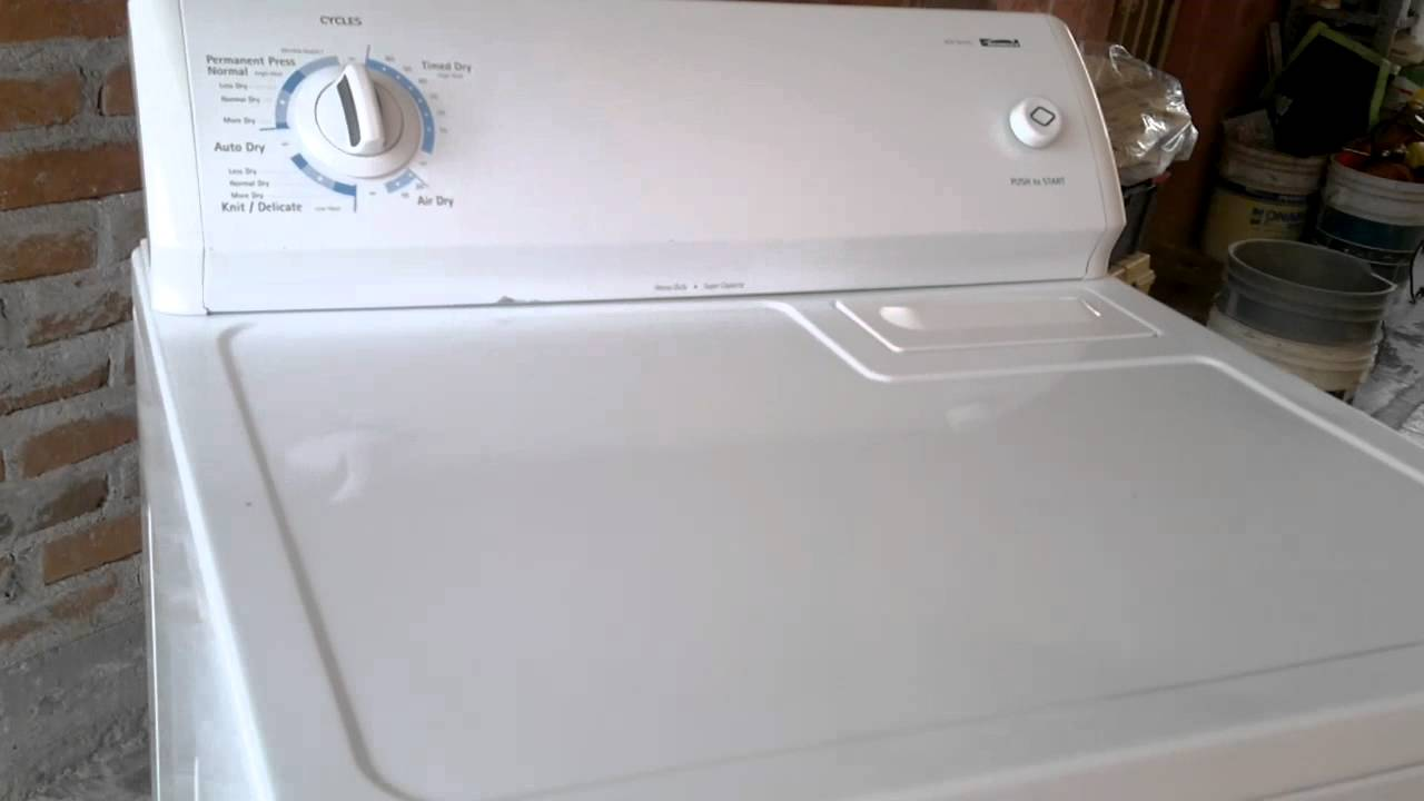 Kenmore Series 400 Washer Manual