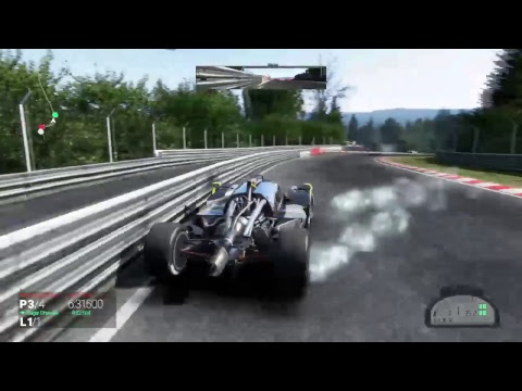 """Project CARS - F1 """"Weightless Wonders"""""""