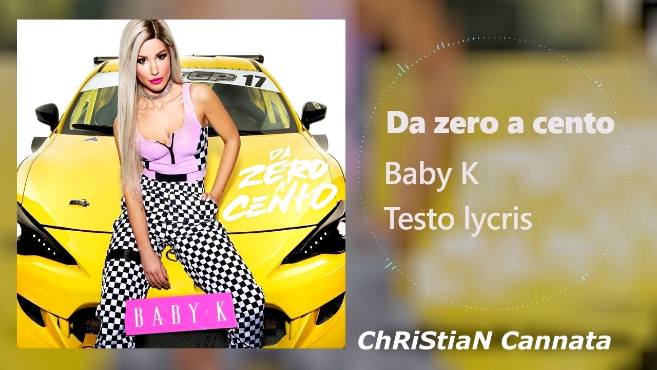 Baby K - Da Zero A Cento (ChRiStiaN CANNATA REMIX) - YouTube