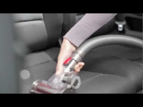 Dyson Mini turbine head - Official Dyson video