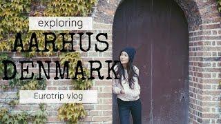 Exploring Aarhus, Denmark