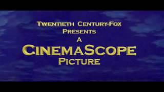 20th Century Fox 1953 Logo Recreation with CinemaScope