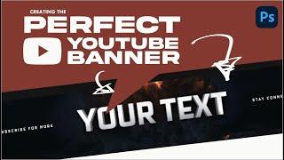 Best Top New YouTube Channel Art PSD | Kaushal Gfx | Photoshop Pro Tutorial #13
