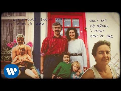 Lukas Graham - Mama Said [OFFICIAL LYRIC VIDEO]