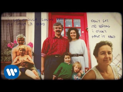 Lukas Graham - Mama Said [OFFICIAL LYRIC VIDEO]