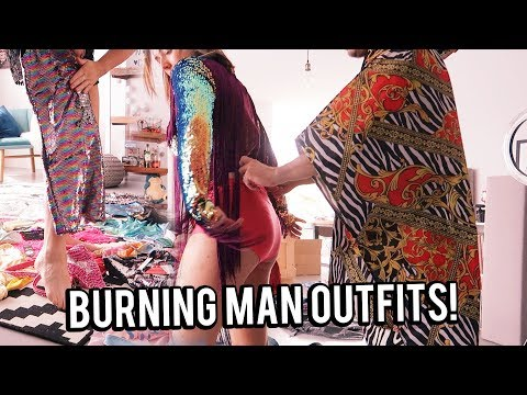 Burning Man Outfits 2018 ❤ Doorpas met styliste! | Beautygloss