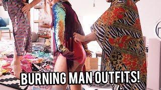 Burning Man Outfits 2018 ❤ Doorpas met styliste!   Beautygloss