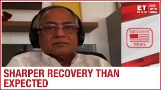 Economic Revival Gathers Pace | Venu Srinivasan Of TVS Motor To ET NOW