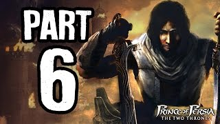► Prince of Persia: Two Thrones | #6 | Mahasti! | CZ Lets Play / Gameplay [1080p] [PC]