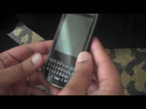 Palm Pixi Hardware Demo