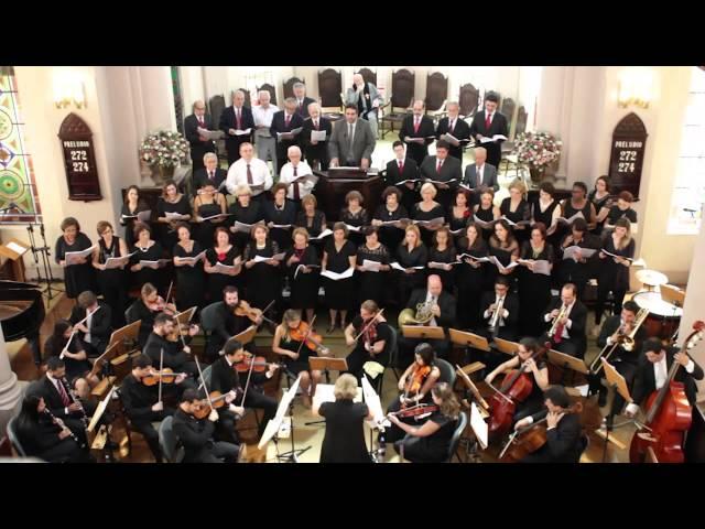 Cantata Sinfonia de Louvor - IPUSP - [01/10] - Sinfonia de Louvor (Abertura)