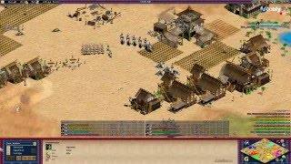 4v4 Arabia | Game 3 | Rated Games on Voobly 11/05/2016