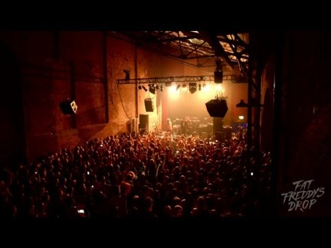 Fat Freddy's Drop, Blackbird Live at Village Underground, London