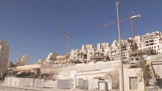 From youtube.com: Israeli settlements {MID-203729}