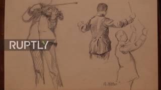 Germany: Hitler's artwork set to go under the hammer