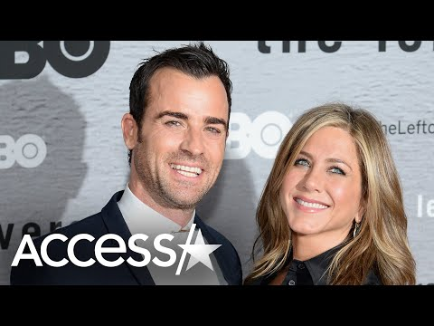 Justin Theroux Reveals Cute Nickname For Jennifer Aniston In Heartfelt Birthday Post