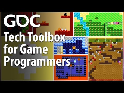 Tech Toolbox for Game Programmers