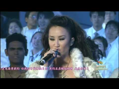 """Vitas """"We are the world"""" Shanghai EXPO - 2010 Countdown event"""
