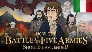 """Come doveva finire """"Lo Hobbit La Battaglia delle Cinque Armate"""" [ITA]"""