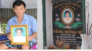 Tây Ninh: Người đàn ông trở về sau 5 năm đã yên nghỉ nơi nghĩa trang