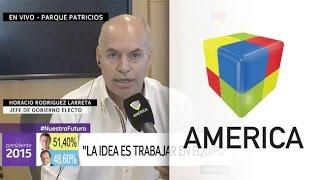 Rodríguez Larreta ratificó la idea de unificar las fuerzas de seguridad en la Ciudad