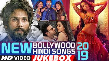 NEW BOLLYWOOD HINDI SONGS 2019   VIDEO JUKEBOX   Top Bollywood Songs 2019
