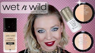 Обзор и макияж супер бюджетной косметикой Wet n Wild