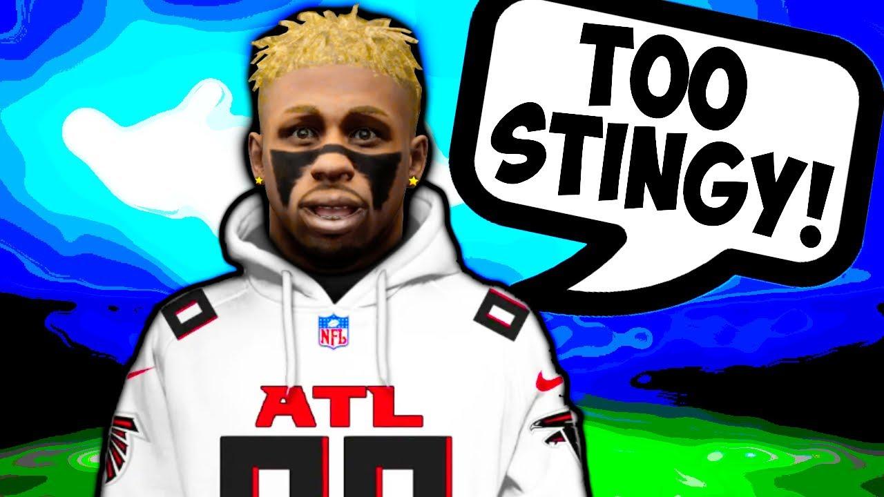I'm Leaving The Atlanta Falcons.. Madden 21 Face Of The Franchise #26