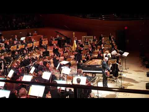 "Moby ""Porcelain"" Live @ The Walt Disney Hall W/ The L.A. Philharmonic (10/12/18)"