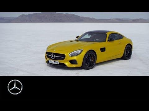 Der neue Mercedes-AMG GT - Trailer