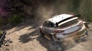 WRC8 - Career - Hard with realistic damage