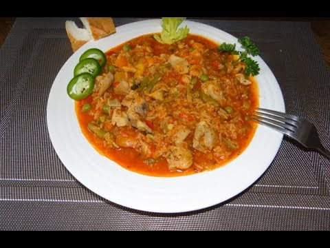 Domaći Djuveč - Vegetable mix with Chicken 2018.