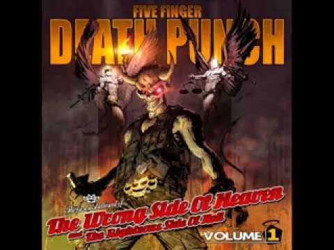 Top 15 Songs by Five Finger Death Punch from 2013