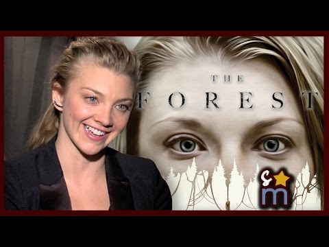 Natalie Dormer Talks Playing Two Characters in THE FOREST, Karaoke & Writing New Movie
