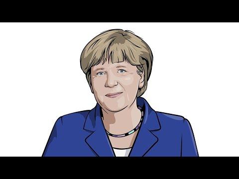 Bevor Angela Merkel berühmt wurde… | KURZBIOGRAPHIE