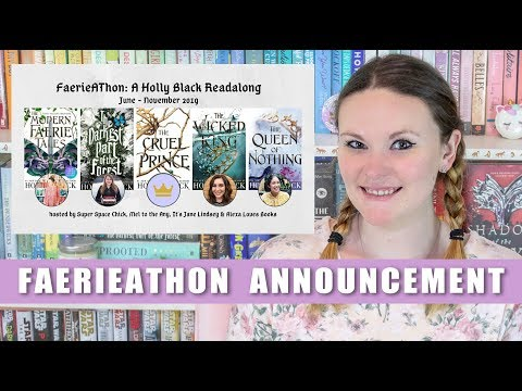 FaerieAThon Announcement