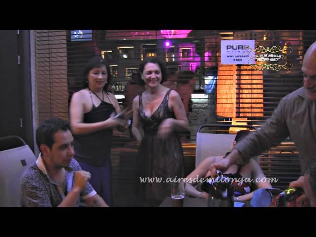 Milan Italia Milonga Puro Tango