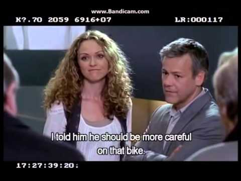 Rupert Graves in New Tricks 2010. Bloopers.