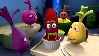 Прикольный мультик «Овощная вечеринка» - Мексиканская фиеста (9 серия)