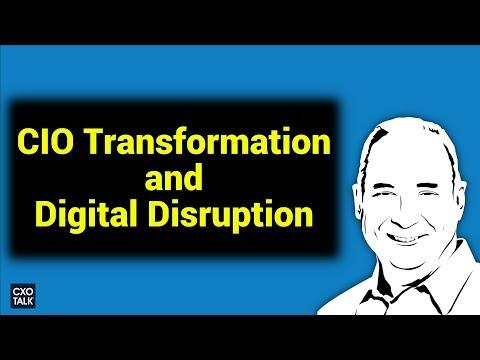Okta Chief Information Officer: CIO Disruption and Digital Transformation (CXOTalk #248)